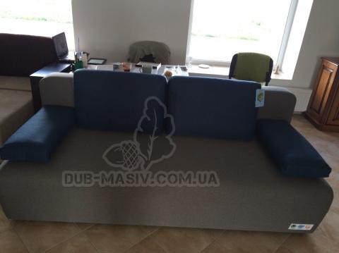 Диван-ліжко Вікторія (без боковин)
