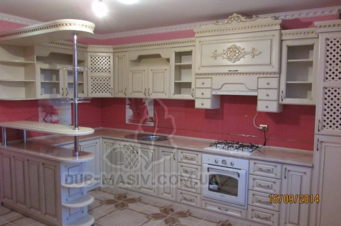 Кухня Біла